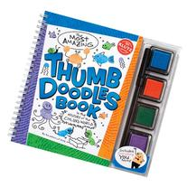 The Most Amazing Thumb Doodles Book: in the History of the