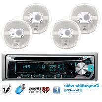Kenwood Bluetooth Marine Radio KMR-D365BT Car ATV CD/MP3 USB