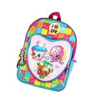 Shopkins KNCF07ZA 16 inch with Heart Shaped Zipper Front