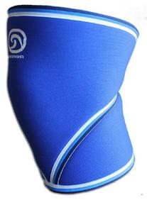 Rehband 7mm Knee Sleeve - Model 7051 Original Blue