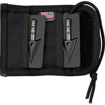 ESEE Knives AW AH1 Arrowhead Wallet with Black Nylon