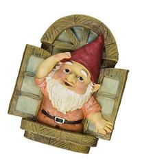 Design Toscano The Knothole Gnomes Garden Welcome Tree