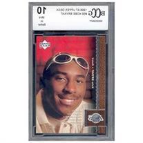 1996-97 upper deck #58 KOBE BRYANT los angeles lakers rookie