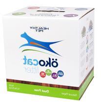 ökocat Natural Paper Cat Litter, 12.3-Pound, Dust Free