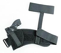 Uncle Mike's Law Enforcement Kodra Nylon Ankle Holster with