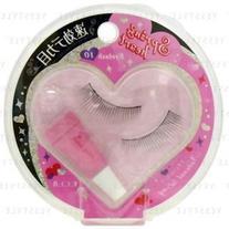 Koji - Spring Heart Eyelash  1 pair