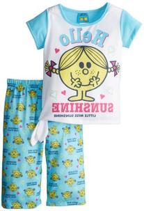 Komar Kids Big Girls'  Little Miss Sunshine 2 Piece Set,
