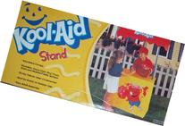 Childrens Kool-Aid Stand