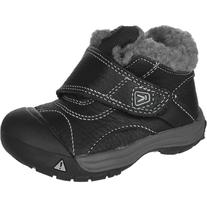 KEEN Kootenay Shoe - Infant/Toddler Black/Neutral Gray, 7.0