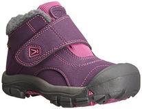 KEEN Kootenay WP Winter Boot , Wineberry/Dahlia Mauve, 13 M