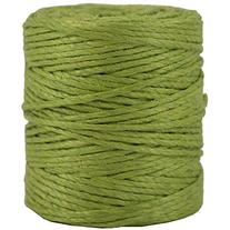 "JAM Paper Kraft Twine - 1/8"" x 73 yards - Lime Green - Sold"