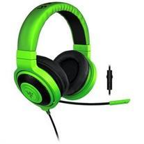 Razer Kraken Pro Headset - Stereo - Green - Mini-phone -