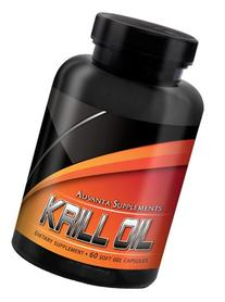 Advanta Supplements Krill Oil For Cholesterol Control | Easy