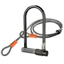 Kryptonite KryptoLok Series 2 STD U-Lock with 4' Flex Cable