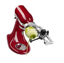 KitchenAid KSM1APC Spiralizer Attachment with Peel, Core and