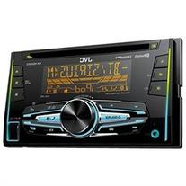 JVC KW R925BTS Double DIN Bluetooth In Dash Car Stereo with