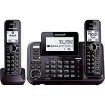 Panasonic KX-TG9542B Link2Cell Bluetooth Enabled 2-Line