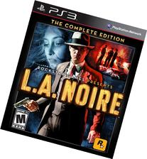 L.A. Noire: The Complete Edition - Playstation 3