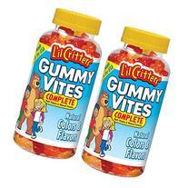 L'il Critters Gummy Vites Complete Multi-Vitamin & Mineral
