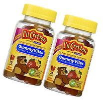 L'il Critters Gummy Vites Multi-Vitamin & Mineral - 70 ct -