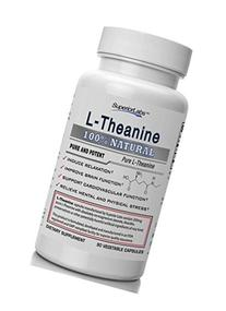 Superior Labs L-Theanine, 250mg, 90 Vegetable Capsules