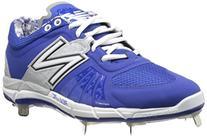 New Balance Men's L3000V2 Metal Low Baseball Shoe,Royal/