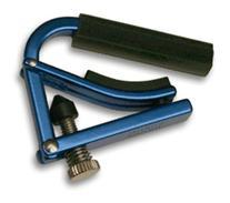 Shubb Lite Series GC-20ULBU  Ukulele Capo - Anodized Blue