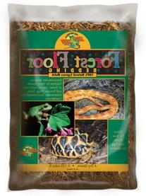 Reptile/Amphibian Cypress Forest Floor Bedding  Size: 8