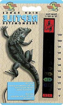 Zoo Med Laboratories SZMTH10 Hi Range Strip Thermometer