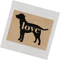 Labrador / Lab  Love - A Print on Your Choice of Fine Art