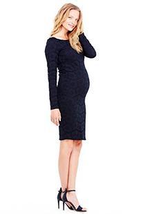 Women's Ingrid & Isabel Lace Maternity Dress, Size Medium -