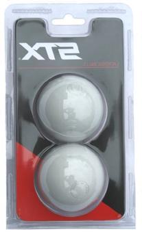 STX Lacrosse White Lacrosse Balls