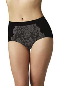 Olga's Lacy Intentions Light Shaping 24 hour comfort Brief