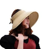Eforstore New Fashion Girl Lady Summer Beach Bowknot Hats