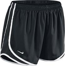 Nike Lady Tempo Running Shorts - Medium - Black