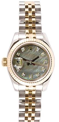 Rolex Ladys 179173 Datejust Steel & 18k Gold, Jubilee Band