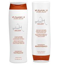 Lanza Healing Volume Thickening Shampoo 10.1 oz &