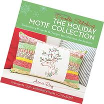 Doodle Stitching: The Holiday Motif Collection: Embroidery