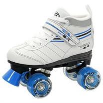 Roller Derby Laser 7.9 Girls Speed Quad Skate Sz 8