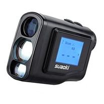 Suaoki 660 Yards Digital Laser Rangefinder Scope with LCD Screen Perfect for Golf Hunting