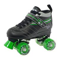 Roller Derby Skate Corp Laser 7.9 Boys' Speed Quad Skates,