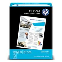HP Paper, Laserjet Poly Wrap, 24lb, 8.5 x 11, 98 Bright,