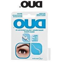 Duo Lash Adhesive - Clear, 0.25 Ounce