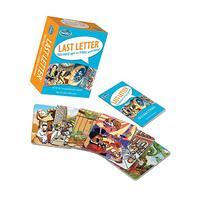 Last Letter Card Game