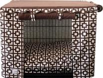 BOWHAUSNYC Lattice Crate Cover, Small