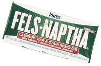 Fels Naptha Laundry Bar and Stain Remover, 5.5 Oz