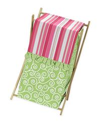 Baby/Kids Clothes Laundry Hamper for Sweet Jojo Designs for
