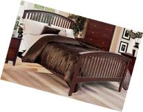 Lawson Twin Size Bed By Crownmark