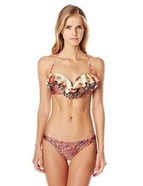 Zimmermann Women's Layered Frill Bikini, Splice, 2