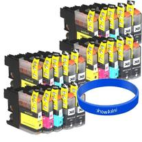 ink4work© Set of 20 Pack LC103 LC-103 XL Compatible Ink Set